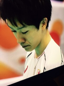 石川選手ネックレス